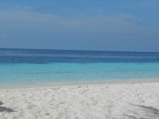 Adaaran Club Rannalhi: Sea from the south side