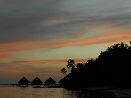 Adaaran Club Rannalhi: Sunset