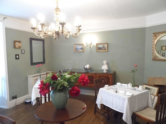 The Orchard House: Breakfast Room