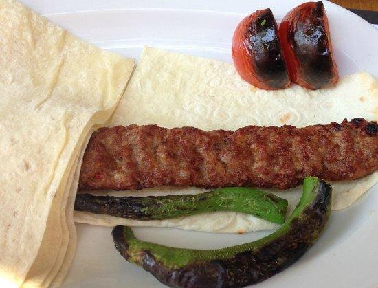 Kosebası Cadde: food