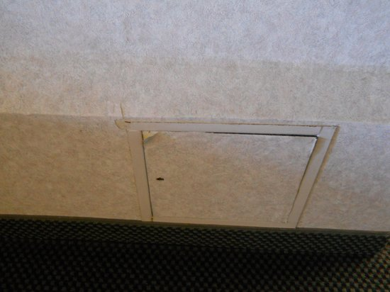 Howard Johnson Inn Lexington: wall covering