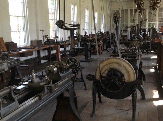 Greenfield Village: Thomas Edison Lab.