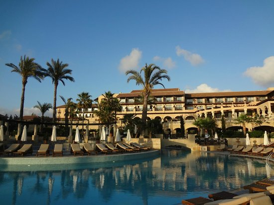 Elysium Hotel : Шикарный отель