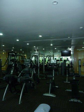 PARKROYAL Serviced Suites Kuala Lumpur : Fitness center