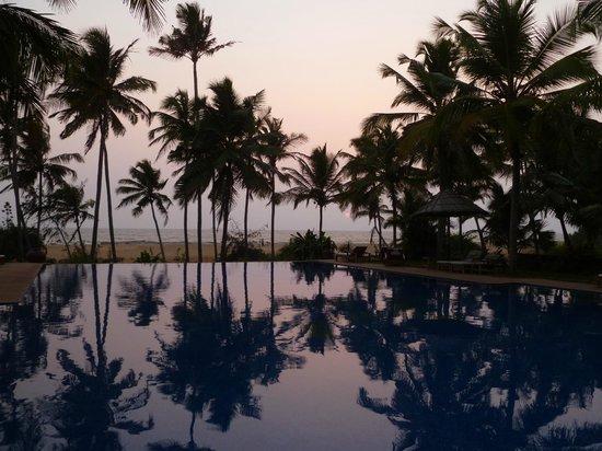 Neeleshwar Hermitage: Pool view