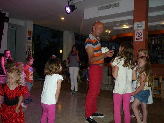 OLA Aparthotel Cecilia: Børnene hygger sig gevaldigt