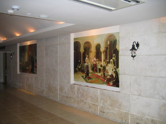 Ottoman Palace Antakya: Коридор
