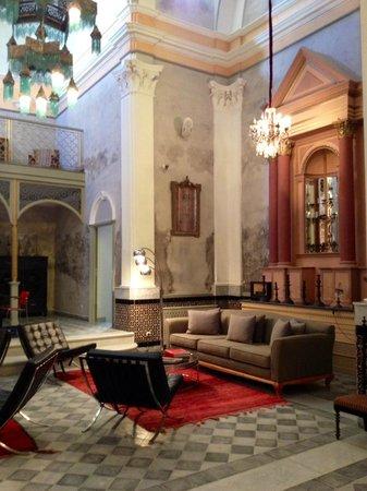 Hotel L'Iglesia : Interno Iglesia