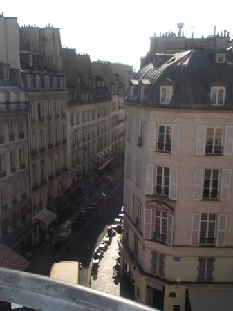 Hotel De Buci by MH : street view from suite