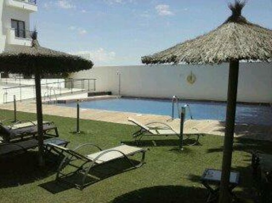 Hotel Andalussia: Poolbereich..............