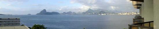 Quality Hotel Niteroi: View from the room