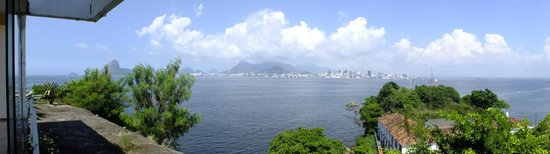 Quality Hotel Niteroi: View form the room