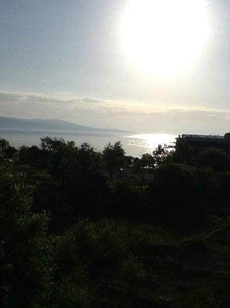 Sol Marina Palace: Sunrise from the balcony