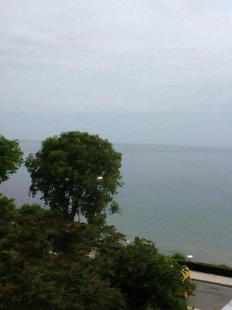 Sol Marina Palace : View from the balcony