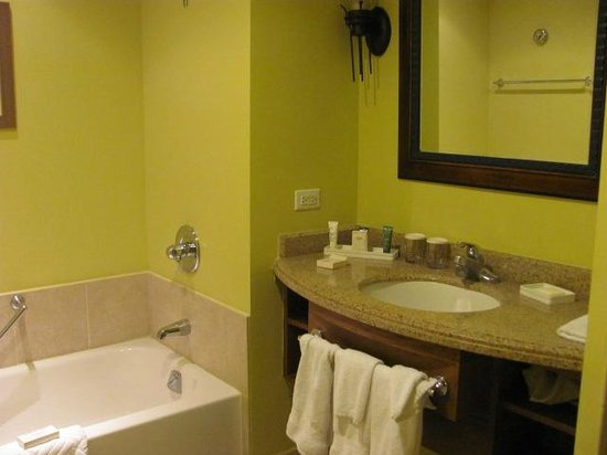 Hilton Barbados Resort: baño