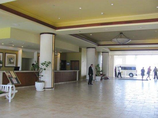 Hilton Barbados Resort : recepción