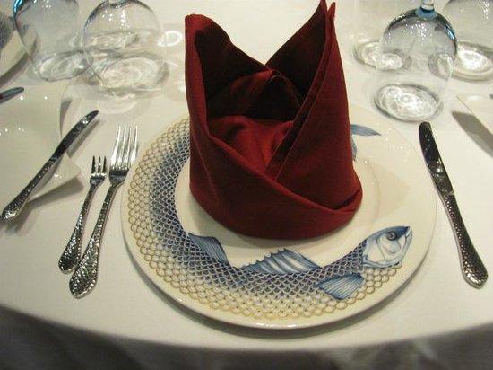 Hilton Barbados Resort: restaurante The Grille