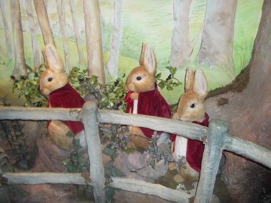 The World of Beatrix Potter: Peters Sisters