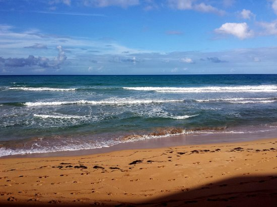 Luquillo Beach : Luquillo