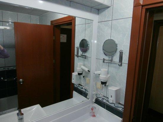 Buyuk Sahinler: Bathroom