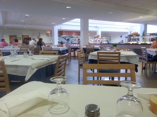 HYB Eurocalas: le restaurant