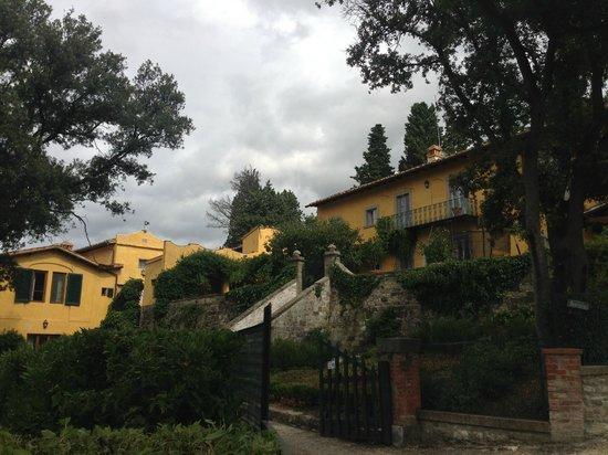 Villa Di Campolungo Agriturismo: Ansicht Objekt