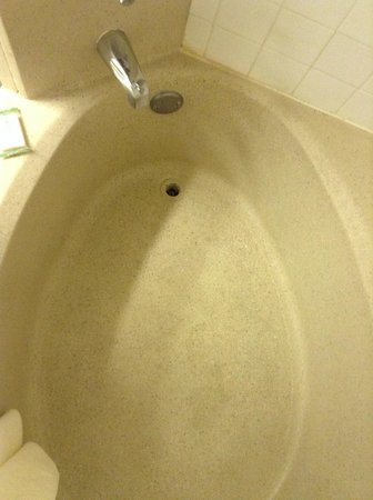 Park Inn By Radisson Resort and Conference Center Orlando: bathroom w/out stopper