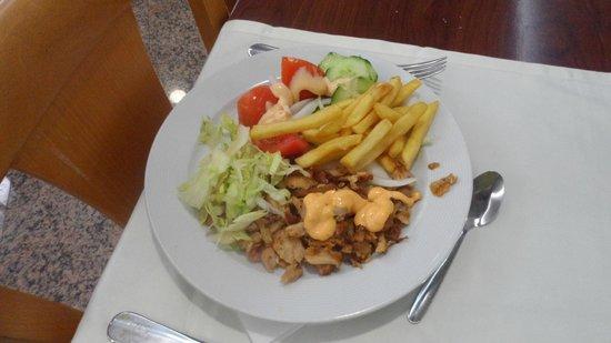 Gran Hotel Bali: lunch