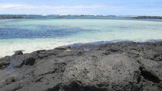 Lagunas y Playa de El Cotillo: The lagoons