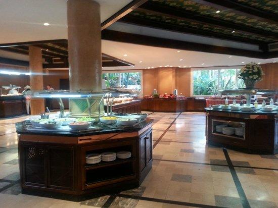 Hotel Riu Tikida Beach: salle à manger