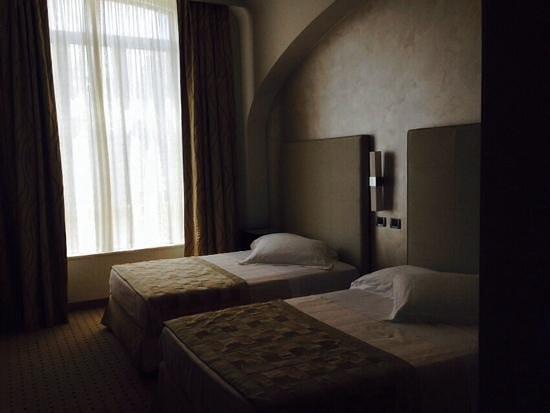 Hotel La Cartiera : la camera