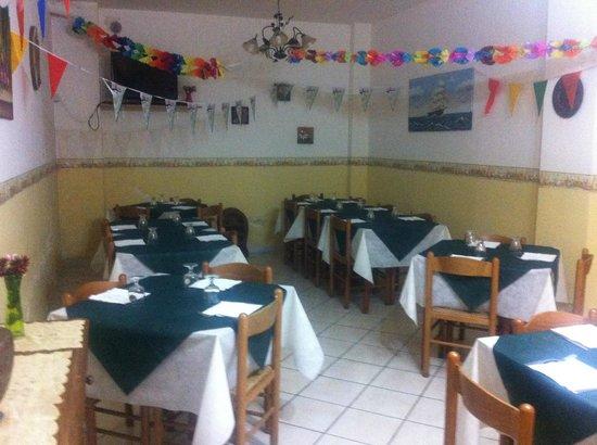 La Vecchia Cucina da Ernesto : Una delle sale interne