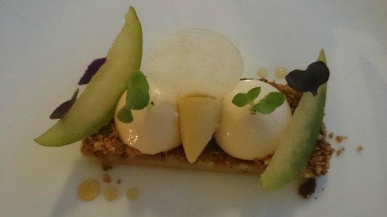 Les Tresoms, Lake and Spa Resort : dessert
