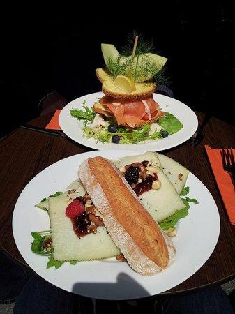Nostra: Onze lunch