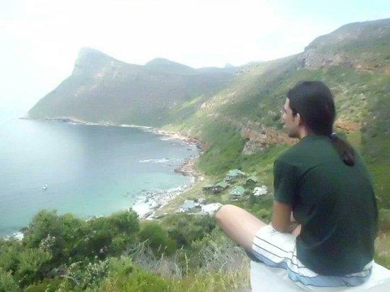 Cape of Good Hope: Lugar sensacional