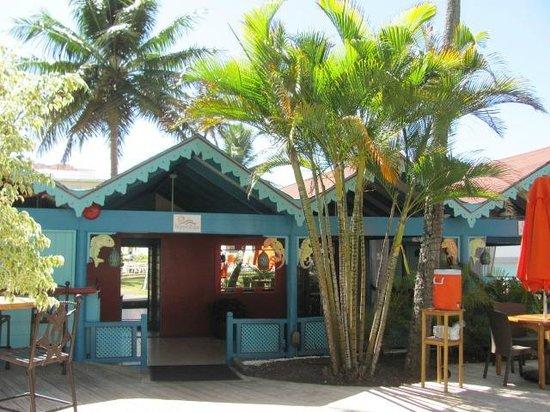 Bougainvillea Beach Resort: restaurant