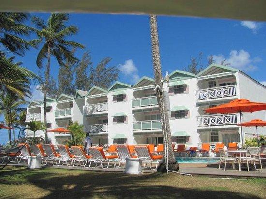 Bougainvillea Beach Resort: el hotel