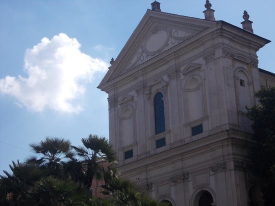 Santa Caterina da Siena a Magnanapoli