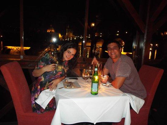 Kampa Park Restaurant : Noite especial
