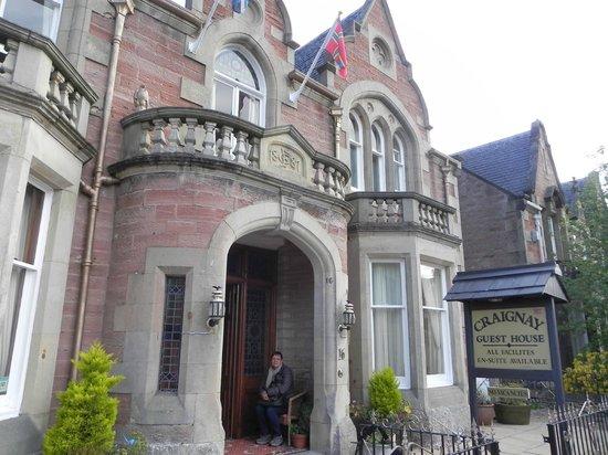 Craignay Guest House: внешний вид