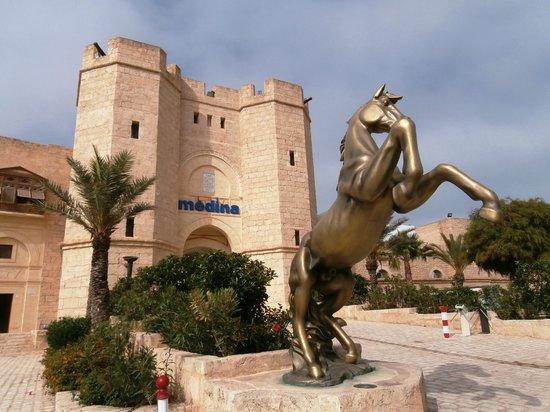 Hotel Diar Lemdina : Entrance