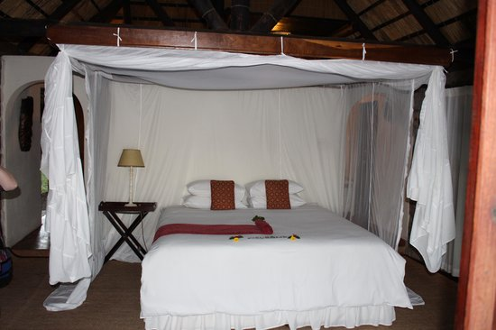 Thorntree River Lodge- African Bush Camps: Very spacious and comfortable rooms