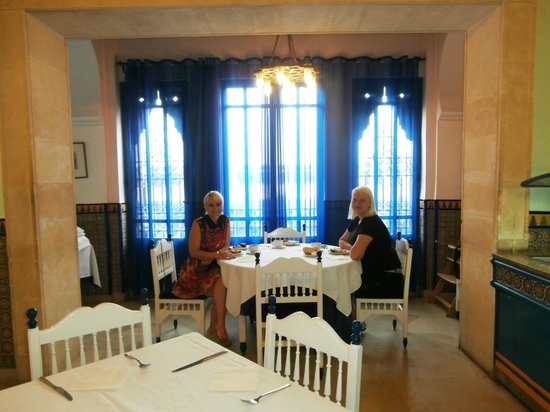 Hotel Diar Lemdina : Restaurant - breakfast