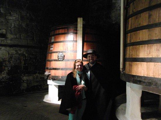 Sandeman Cellars: Visita Sandeman