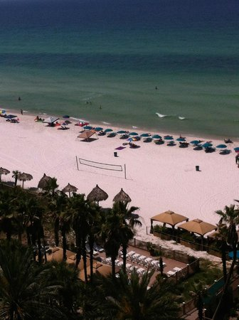 Holiday Inn Resort Panama City Beach: Balcony View Room 1021
