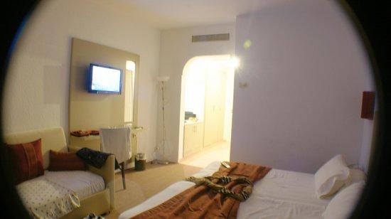 Djerba Holiday Beach : Ma Chambre