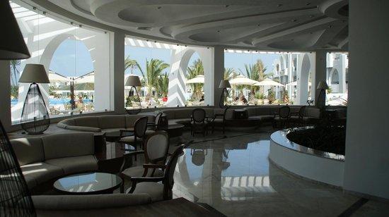 Djerba Holiday Beach : Fond Du Hall D'accueils