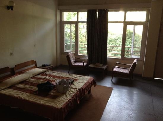 The Kunal: Big rooms..