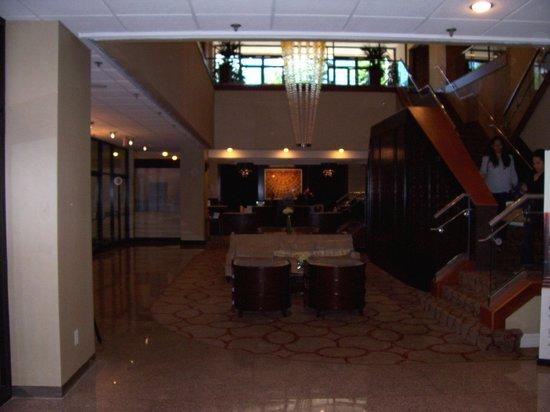 Sheraton Reston Hotel: Lobby