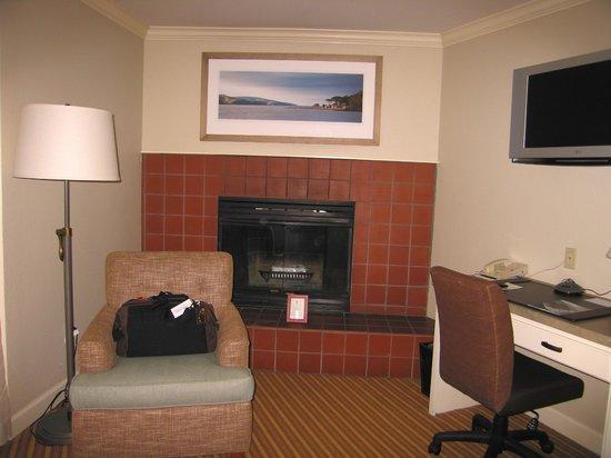 Bodega Bay Lodge: Room #208
